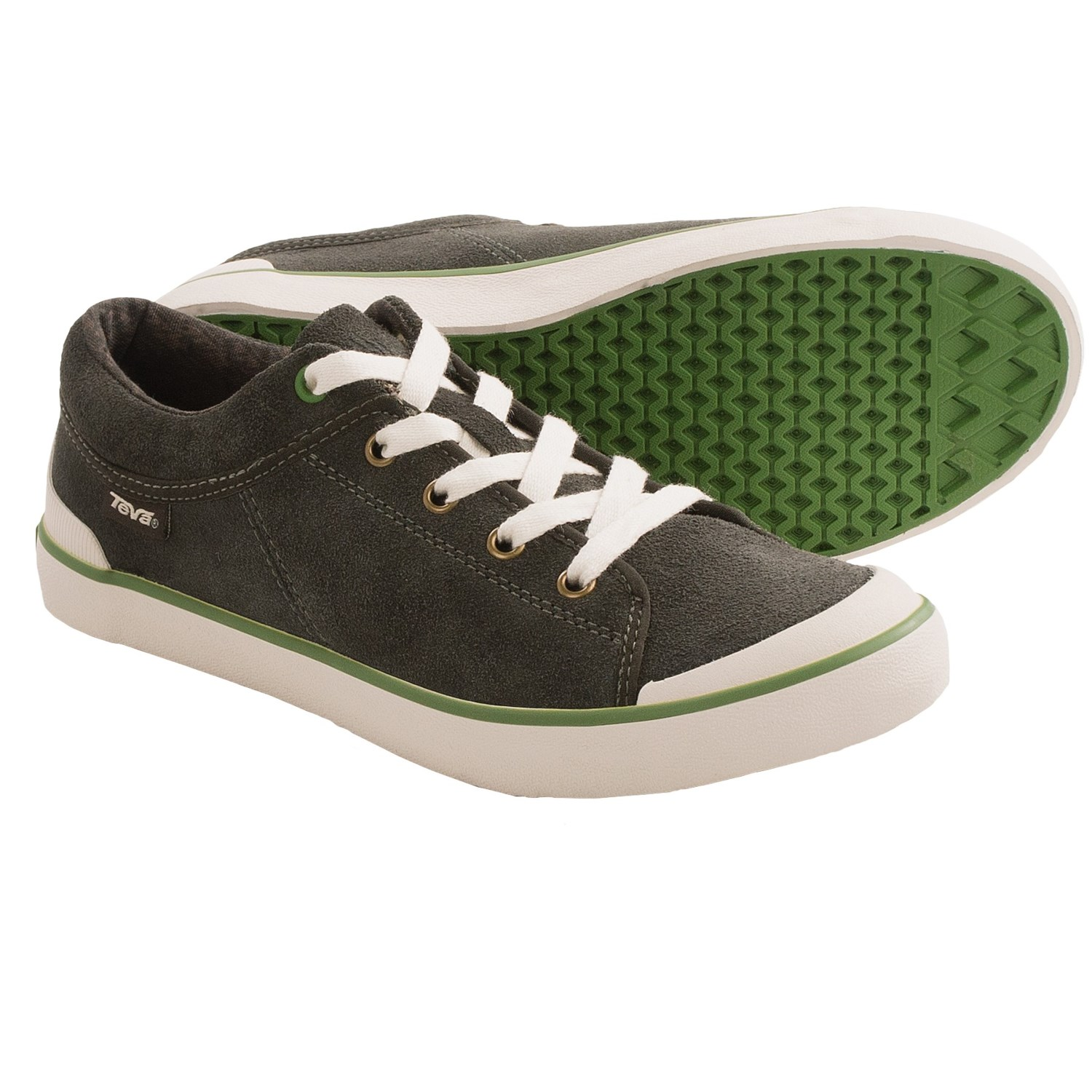 Teva Freewheel Sneakers (For Women) in Black Olive