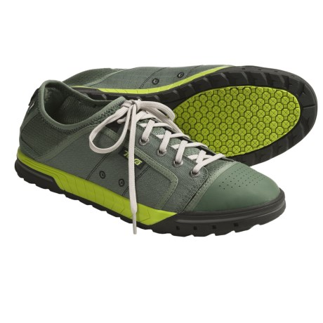 Teva Fuse-Ion Shoes - Lace-Ups (For Men) in Duck Green