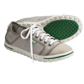 Teva Fuse-Ion Shoes - Lace-Ups (For Women) in Grey Morn