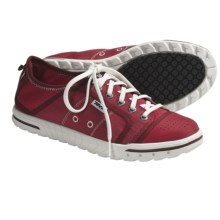 Teva Fuse-Ion Shoes - Lace-Ups (For Women) in Red - Closeouts