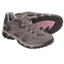Teva Genea Trail Shoes - T.I.D.E. Waterproof (For Women) in Dark Gull Grey - Closeouts