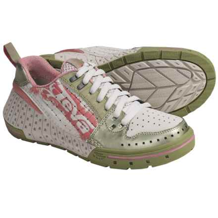Teva Gnarkosi Water Shoes (For Women) in Sage - Closeouts