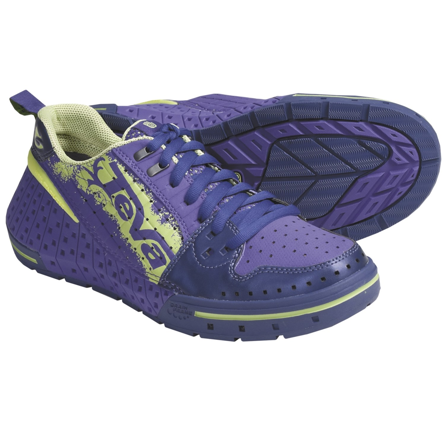 Teva Gnarkosi Water Shoes (For Women) in Ultra Violet