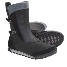 Teva Haley Boots - Waterproof (For Women) in Black - Closeouts
