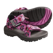 Teva Hurricane 2 Sandals (For Kids and Youth) in Brocart Valentine - Closeouts