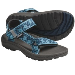 Teva Hurricane 2 Sandals (For Kids and Youth) in Ambra Strong Blue