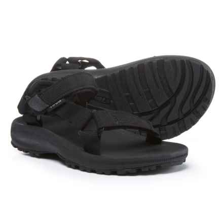Teva Hurricane 2 Sport Sandals (For Boys) in Black - Closeouts