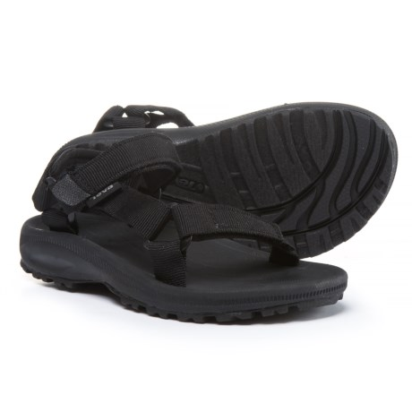 Teva Hurricane 2 Sport Sandals (For Boys) in Black
