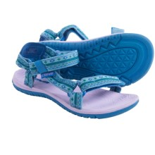 Teva Hurricane 3 Sandals (For Big Kids) in Blue - Closeouts