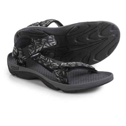 Teva Hurricane 3 Sandals (For Men) in Storm Grey - Closeouts