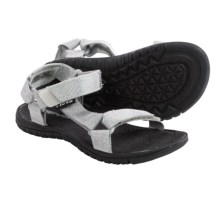 Teva Hurricane 3 Sandals (For Toddlers) in Silver - Closeouts