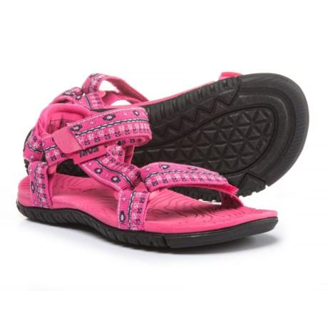 Teva Hurricane 3 Sport Sandals (For Girls)