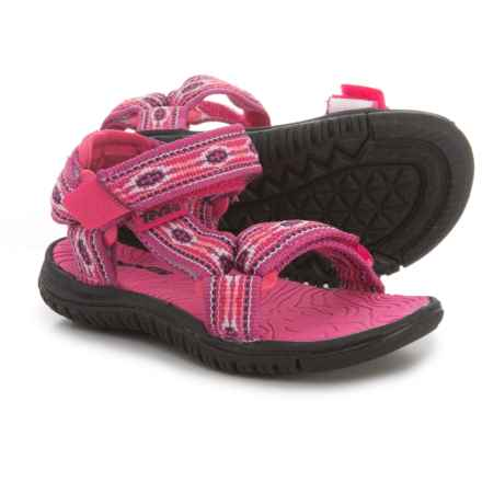 Teva Hurricane 3 Sport Sandals (For Infant and Toddler Girls) in Monterey Raspberry - Closeouts
