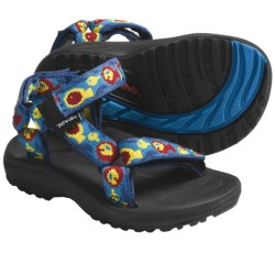 Teva Hurricane  Sandals (For Infants) in Guppy Blue