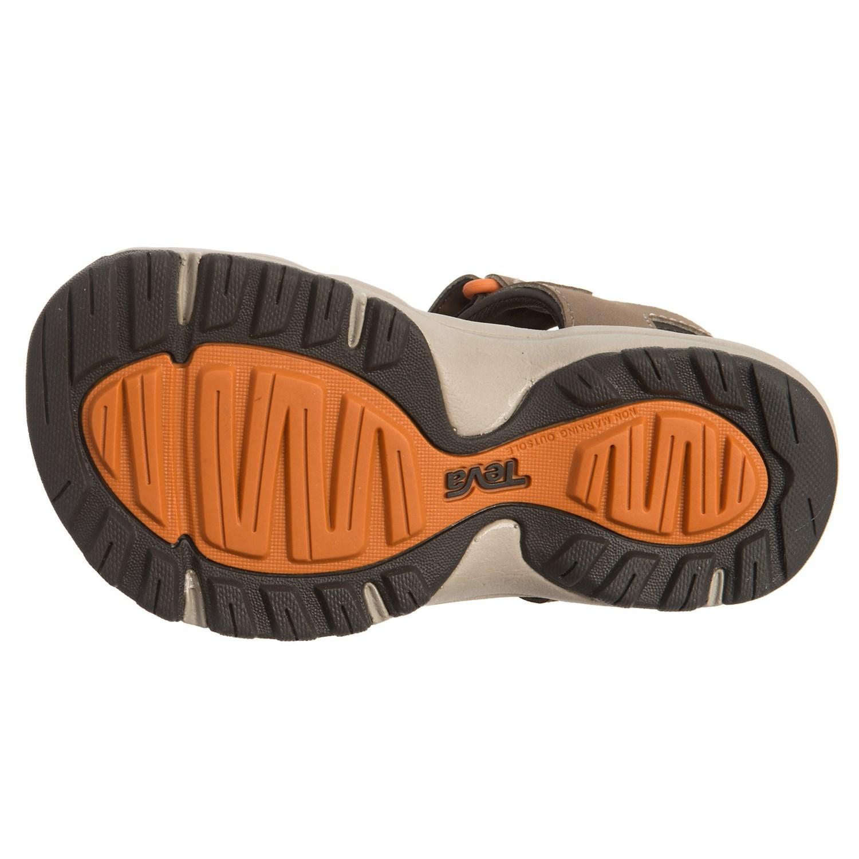 2627bda39 Teva Hurricane Toe Pro Sport Sandals (For Boys) - Save 20%