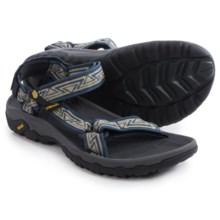 Teva Hurricane XLT Sport Sandals (For Men) in Aztec Navy - Closeouts