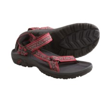 Teva Hurricane XLT Sport Sandals (For Men) in Aztec Red - Closeouts