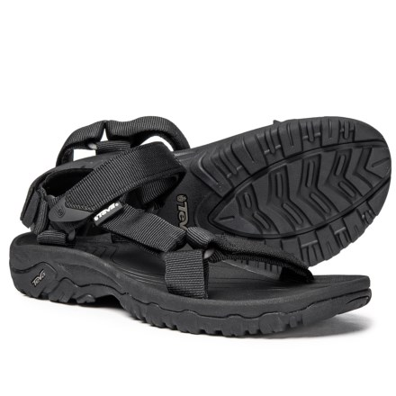 435edd8d22f7 Teva Hurricane XLT Sport Sandals (For Men) in Black - Closeouts