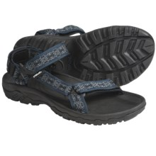 Teva Hurricane XLT Sport Sandals (For Men) in Navajo Blue - Closeouts