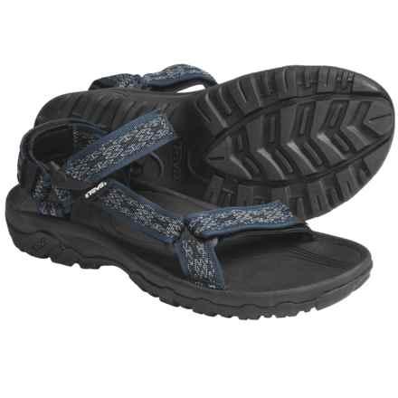 Teva Hurricane XLT Sport Sandals (For Men) in Navajo Blue - Closeouts