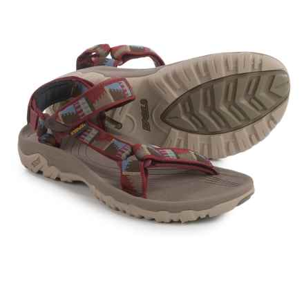 Teva Hurricane XLT Sport Sandals (For Men) in Peaks Fired Brick - Closeouts