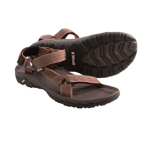 Teva Hurricane XLT Sport Sandals (For Men) in Pueblo Brown