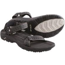 Teva Hurricane XLT Sport Sandals (For Men) in Pueblo Grey - Closeouts