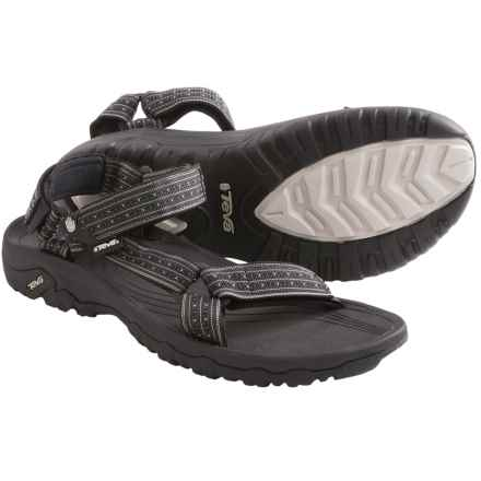 Teva Hurricane XLT Sport Sandals (For Men) in Pueblo Grey - Closeouts