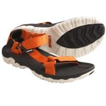 Teva Hurricane XLT Sport Sandals (For Men) in Red Orange - Closeouts