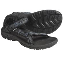 Teva Hurricane XLT Sport Sandals (For Men) in Sharp Wave Blue - Closeouts