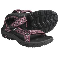 Teva Hurricane XLT Sport Sandals (For Women) in Neon Pink