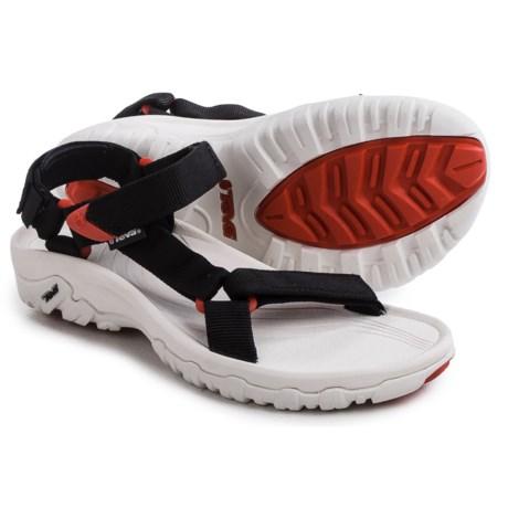 Teva Hurricane XLT Sport Sandals (For Women) in Black/Red