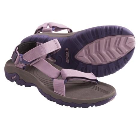 Teva Hurricane XLT Sport Sandals (For Women) in Sea Fog