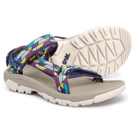 5538bc59a03aa Teva Hurricane XLT2 Sport Sandals (For Women) in Kerne Deep Wysteria