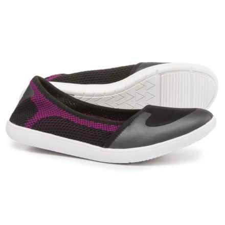 Teva Hydro-Life Ballerina Shoes (For Women) in Black - Closeouts