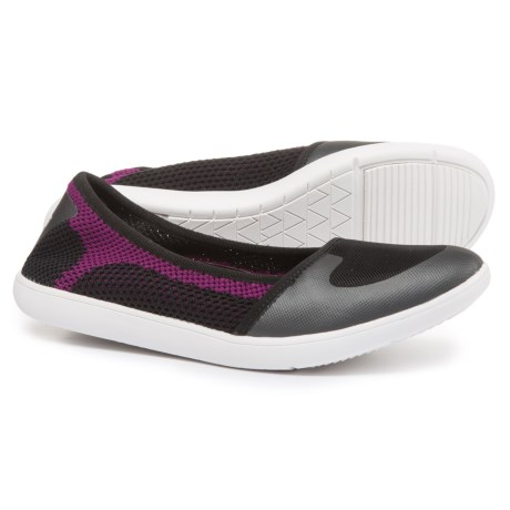 Teva Hydro-Life Ballerina Shoes (For Women) in Black