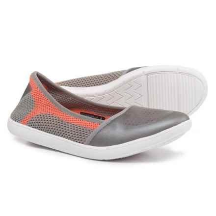Teva Hydro-Life Ballerina Shoes (For Women) in Grey - Closeouts