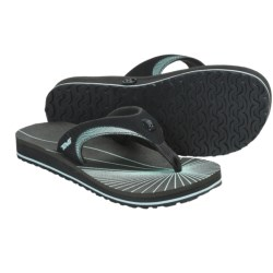 Teva Illum 2 Flip-Flop Sandals (For Women) in Black