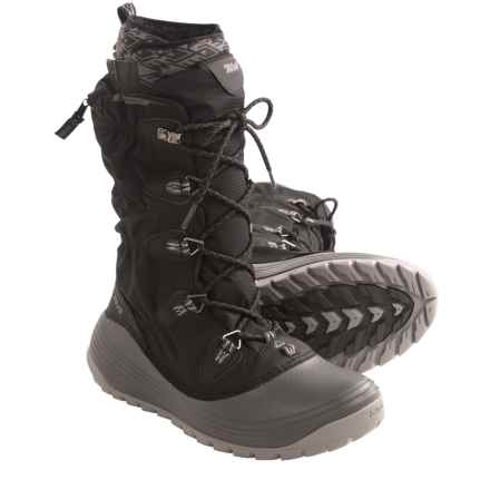Teva Jordanelle 3 Pac Boots - Waterproof, Insulated (For Women) in Black - Closeouts
