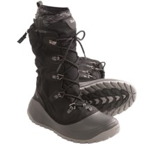 Teva Jordanelle 3 Winter Boots - Waterproof, Insulated, Removable Liner (For Women) in Black - Closeouts