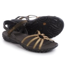 Teva Kayenta Strappy Sandals (For Women) in Bailladere Brown - Closeouts