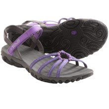 Teva Kayenta Strappy Sandals (For Women) in Vega Purple - Closeouts
