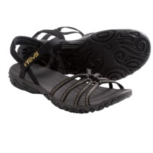 Teva Kayenta Studded Sandals (For Women) in Black - Closeouts