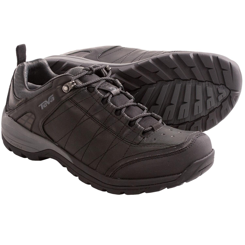 teva kimtah leather trail shoes waterproof for in