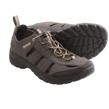 Teva Kitling Sandals (For Men) in Black Olive - Closeouts