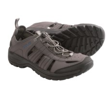Teva Kitling Sandals (For Men) in Dark Gull Grey - Closeouts