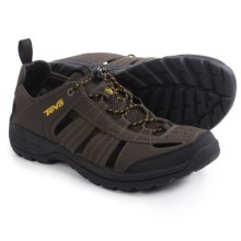 Teva Kitling Sandals (For Men) in Turkish Coffee - Closeouts