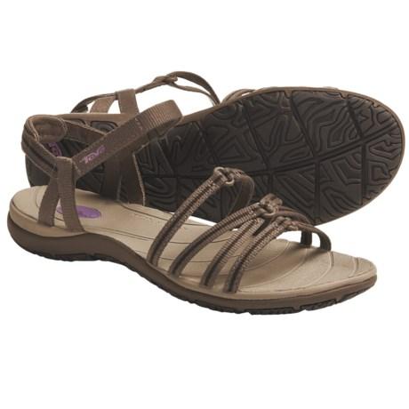 Teva Kokomo Sandals (For Women) in Brown