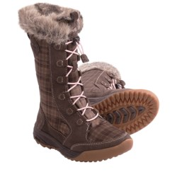 Teva Lenawee Boots - Waterproof (For Kids and Youth) in Brown