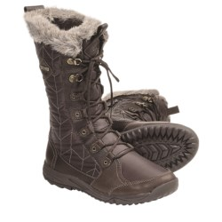 Teva Lenawee Boots - Waterproof (For Women) in Brown